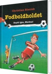 fodboldholdet 5 - snydt igen, markus! - bog