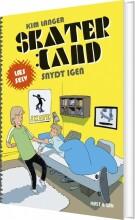 snydt igen. skaterland - bog