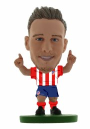 soccerstarz - atletico madrid saul niguez - home kit (classic)  - Figurer