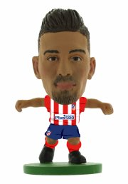 soccerstarz - atletico madrid yannick ferreira carrasco - home kit (classic)  - Figurer