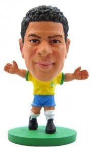 soccerstarz - brazil hulk - home kit - Figurer