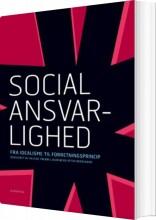 social ansvarlighed - bog