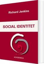 social identitet - bog
