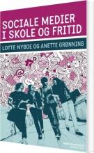 sociale medier i skole og fritid - bog