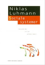 sociale systemer - bog