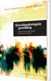 socialpsykologisk grundbog - bog