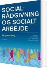 socialrådgivning og socialt arbejde - bog