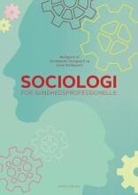 sociologi for sundhedsprofessionelle - bog