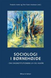 sociologi i børnehøjde - bog