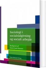 sociologi i socialrådgivning og socialt arbejde - bog