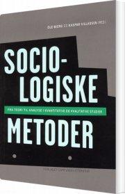 sociologiske metoder - bog