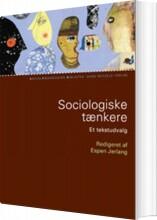 sociologiske tænkere - bog