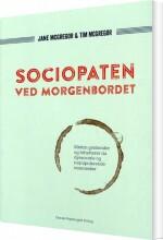 sociopaten ved morgenbordet - bog