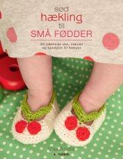 sød hækling til små fødder - bog