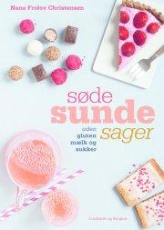 søde sunde sager - bog