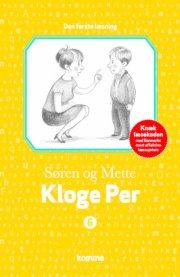 søren og mette - den første læsning 6: kloge per - bog