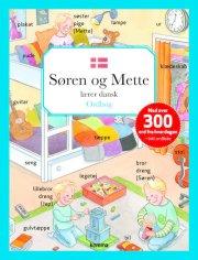 søren og mette lærer dansk - ordbog - bog