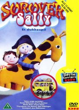 sørøver sally - DVD