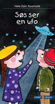 søs ser en ufo - bog