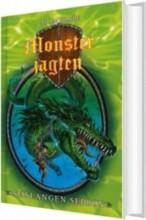 monsterjagten 2 - søslangen sepron - bog