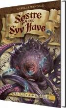 søstre på de syv have (5). det lilla monster - bog