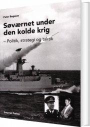 søværnet under den kolde krig - bog