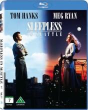 sleepless in seattle / søvnløs i seattle - Blu-Ray