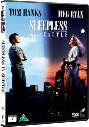 søvnløs i seattle / sleepless in seattle - DVD