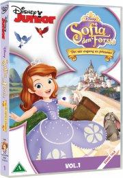 sofia den første / sofia the first - der var en gang en prinsesse - DVD