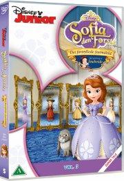 sofia den første / sofia the first - det fortryllede festmåltid - DVD