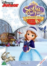 sofia den første / sofia the first - en fortryllia vinter - DVD