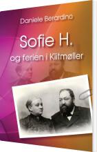 sofie h. og ferien i klitmøller - bog