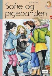 sofie og pigebanden - bog