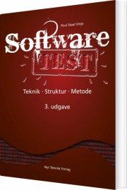 softwaretest - bog