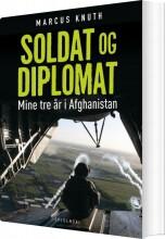 soldat og diplomat - bog