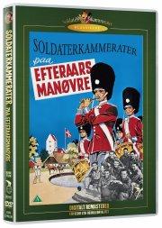soldaterkammerater 4 på efterårsmanøvre - DVD