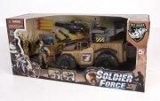 soldier force legetøj - rhino dasher - Køretøjer Og Fly