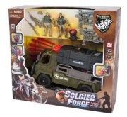 soldier force legetøj - heavy bone rocket launcher - Køretøjer Og Fly