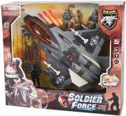 soldier force legetøj - hurricane 22 - Køretøjer Og Fly