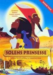 solens prinsesse - DVD