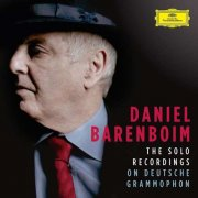 daniel barenboim - solo recordings on deutsche grammophon - cd