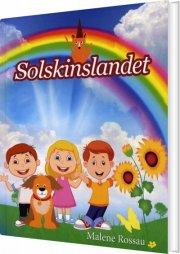 solskinslandet - bog