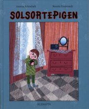 solsortepigen - bog