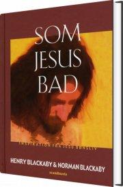 som jesus bad - bog