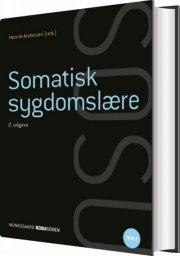 somatisk sygdomslære - bog
