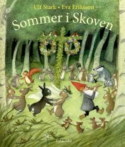sommer i skoven - bog