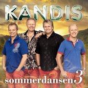 kandis - sommerdansen 3 - 2015 - cd