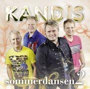 kandis - sommerdansen 2 - 2014 - cd