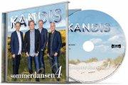 kandis - sommerdansen 4 - 2016 - cd