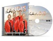 kandis - sommerdansen 5 - 2017 - cd